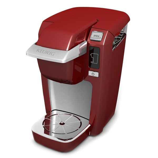 Shop Keurig K 10 Red Mini Plus Single Cup Brewer Free Shipping