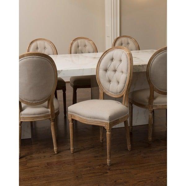 Charmant King Louis Dining Chair