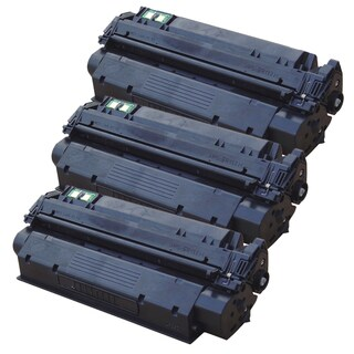 HP Q2613A (HP 13A) Remanufactured Compatible Black Toner Cartridges (Pack of 3)