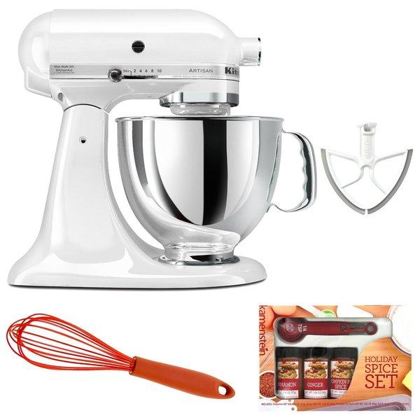 KitchenAid KSM150 5-quart Artisan Stand Mixer
