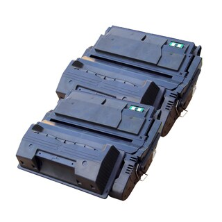 HP Q1339A (HP 39A) Remanufactured Compatible Black Toner Cartridge (Pack of 2)