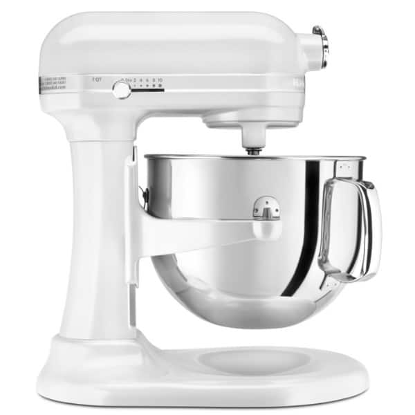 Shop KitchenAid RKSM7581 7-quart Bowl-Lift Stand Mixer