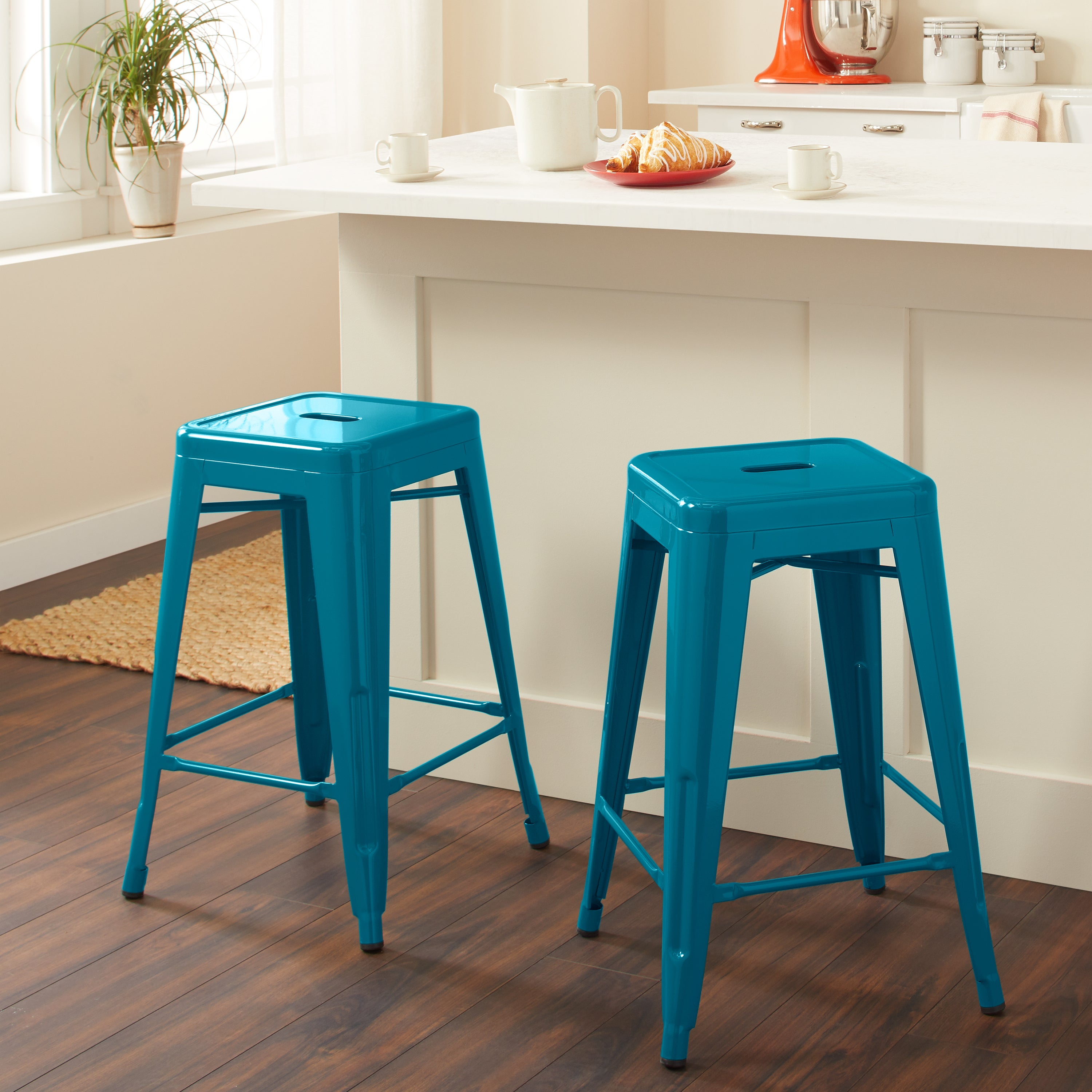 Buy Industrial Counter & Bar Stools Online at Overstock.com | Our ...