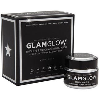 GlamGlow 1.7-ounce Tingling & Exfoliating Mud Mask