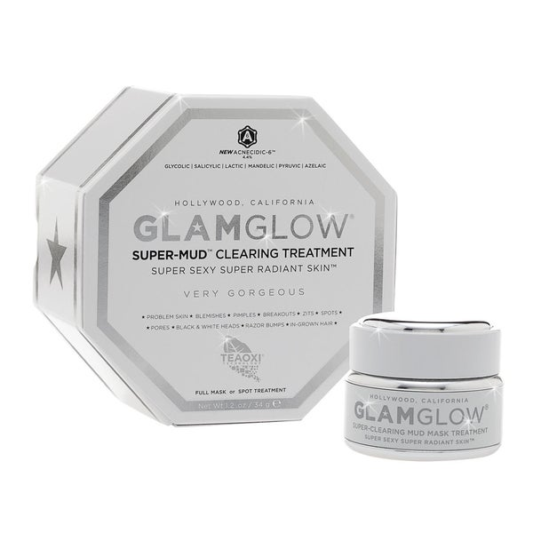 Glamglow Supermud Clearing Treatment 1.2-ounce Mud Mask