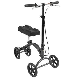 Drive Medical DV8 Aluminum Steerable Knee Walker Crutch Alternative|https://ak1.ostkcdn.com/images/products/8661735/P15920353.jpg?impolicy=medium