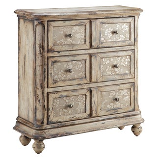 Louissa Hand-painted 3-drawer Accent Chest
