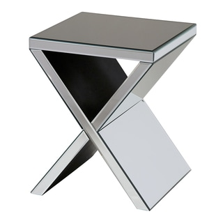 Exeter Mirrored Accent Table