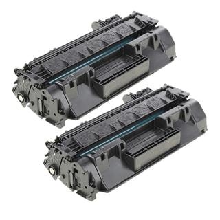 HP CF280X (80X) Remanufactured Compatible Black Toner Cartridge (Pack of 2)
