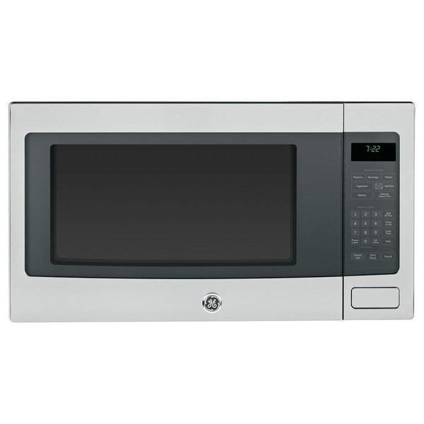 GE Profile PEB7226SFSS Stainless Steel Countertop Microwave Oven