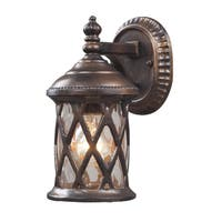 Barrington Gate Single-light Outdoor Sconce