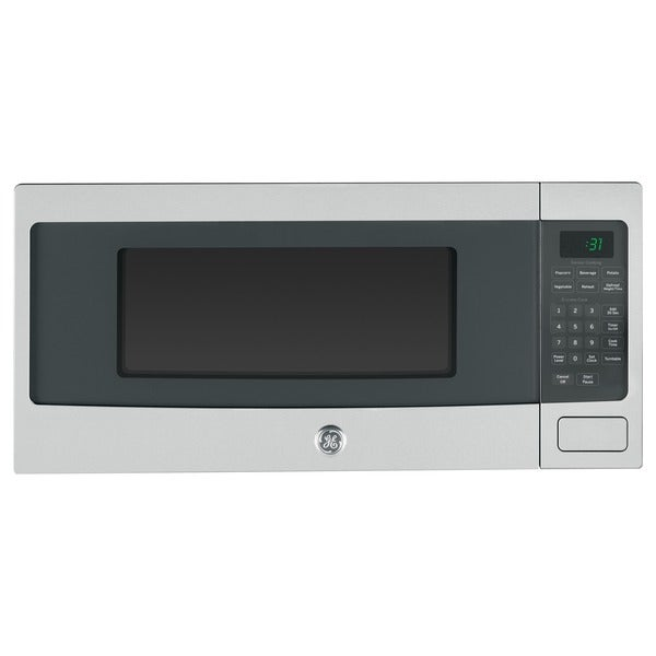 GE Profile PEM31SFSS Stainless Steel Countertop Microwave Oven - Free ...