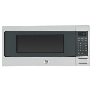 GE Profile PEM31SFSS Stainless Steel Countertop Microwave Oven