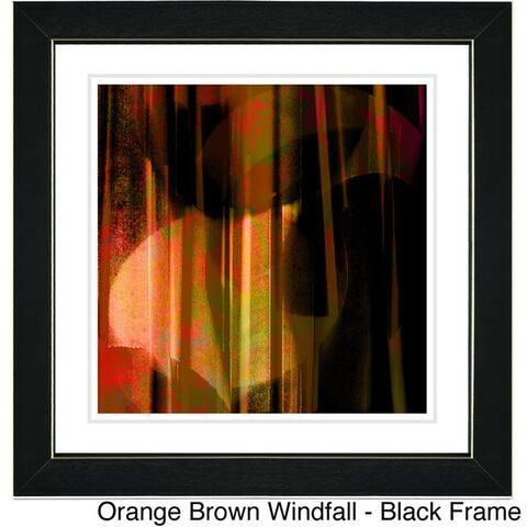 Zhee Singer 'Windfall' Framed Art Print