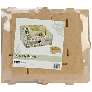 Beyond The Page MDF Scrapping Organizer - 11.5 X9.75 X6.5|https://ak1.ostkcdn.com/images/products/8662364/P15920825.jpg?impolicy=medium