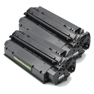 HP C7115X (HP 15X) Remanufactured Compatible Black Toner Cartridge (Pack of 2)