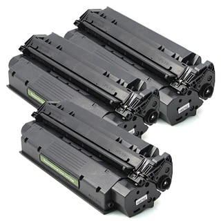 HP C7115X (HP 15X) Remanufactured Compatible Black Toner Cartridge (Pack of 3)