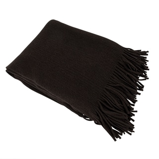 Faux Cashmere Throw