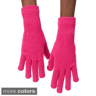 American Apparel Acrylic Blend Knit Gloves
