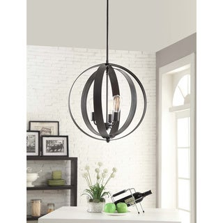 Cassidy 3-light Orb Chandelier