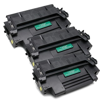 HP 92298A (HP 98A) Remanufactured Compatible Black Toner Cartridge (Pack of 3)