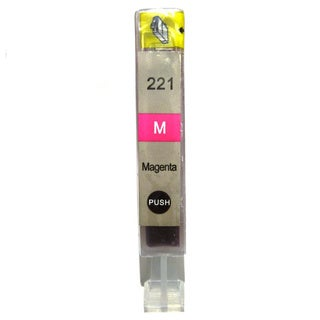 Compatible Canon CLI 221 Magenta Ink Cartridge