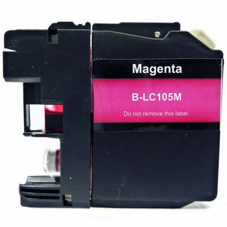 Compatible Brother LC105 Magenta Ink Cartridge