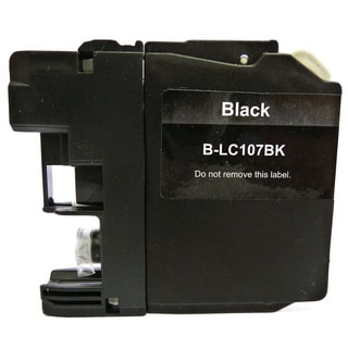 Compatible Brother LC107 Black Ink Cartridge