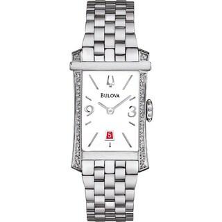Bulova Women's 96R187 'Accutron' Diamond Accent Watch