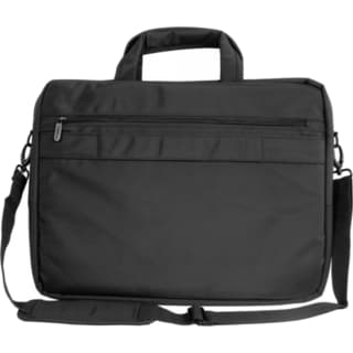 "Digital Treasures ToteIt! Deluxe Carrying Case for 15"" Notebook - Bla"