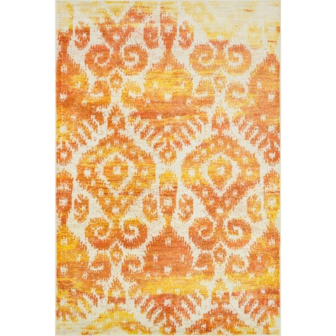 Alexander Home Sunrise Monet Rug
