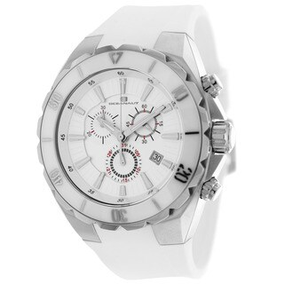 Oceanaut Men's White Seville Watch