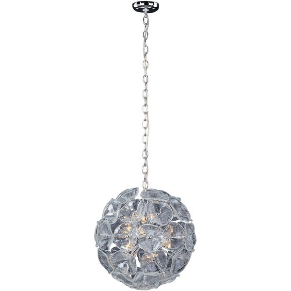 Maxim Cassini 12-light Hydrangea Pendant