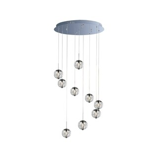 Maxim Orb 9-light Pendant