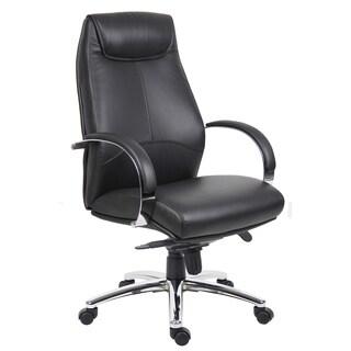 Boss Black Executive High Back Chair