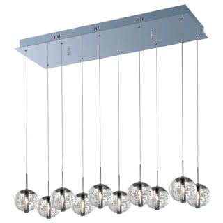 Maxim Orb 10-light Pendant