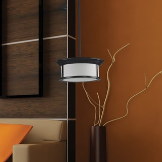 Z-Lite 3-light Bronze Pendant Light Fixture