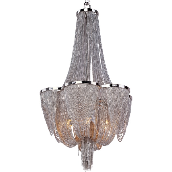Maxim Chantilly 6-light Single-tier Chandelier