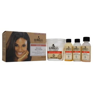 Dr. Miracle's Feel It Formula No-Lye Relaxer Hair Color Kit