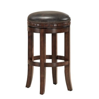 Tremont 30-inch Brown Bar Stool