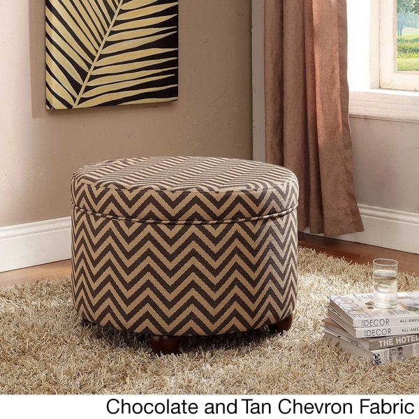 large square ottoman slipcover coffee table uk chocolate tan round storage extra pouf