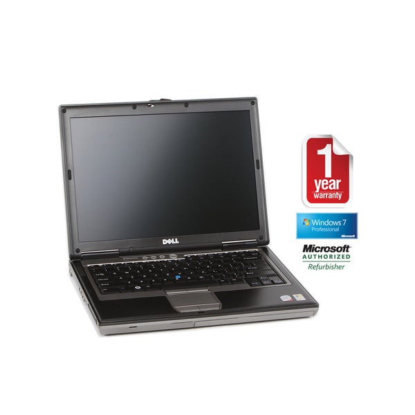 Dell Latitude D630 Intel Core 2 Duo 1.8GHz CPU 2GB RAM 80GB HDD Windows 10 Pro 14-inch Laptop (Refurbished)