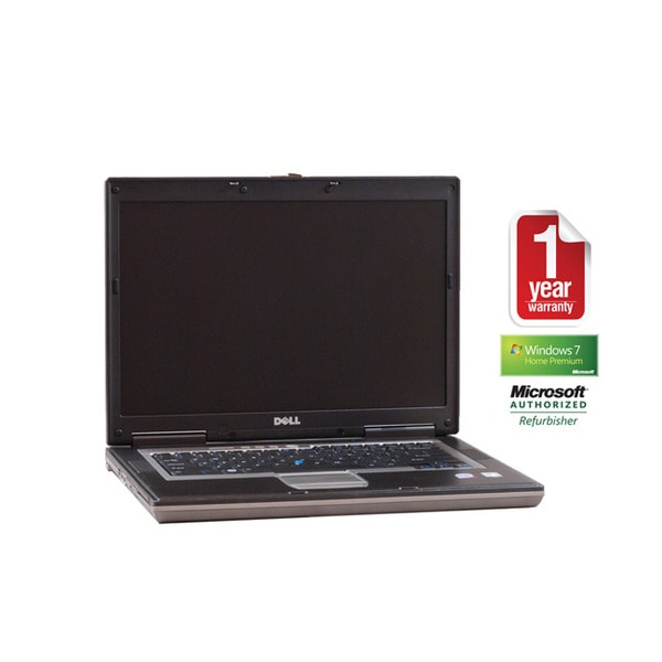 Dell Latitude D820 Intel Core 2 Duo 1.83GHz CPU 2GB RAM 80GB HDD Windows 10 Home 15.4-inch Laptop (Refurbished)