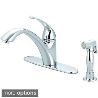 Pioneer Vellano Series 2VL161 Single-handle Side Spray Kitchen Faucet