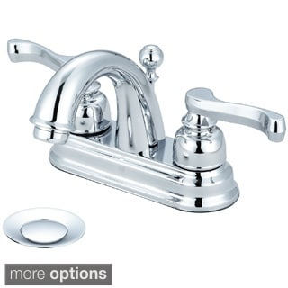 Pioneer Brentwood Series 3BR230 Double-handle Beaux Lever Bathroom Faucet