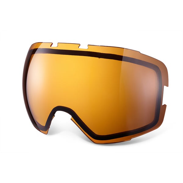 GLX Dual Thermal Pane Replacement Lens for ABR-83 Snow Goggles