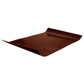 Miu France Brown Commercial 23 x 16.25-inch Oven Liner