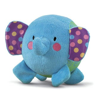 Fisher-Price Discover 'n Grow Chime Ball Elephant Plush Toy