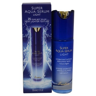 Guerlain Super Aqua-Serum Intense Hydration 1-ounce Wrinkle Plumper