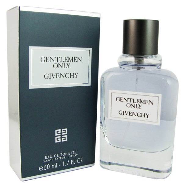 5dab9b6821 Shop Givenchy Gentlemen Only Men's 1.7-ounce Eau de Toilette Spray ...